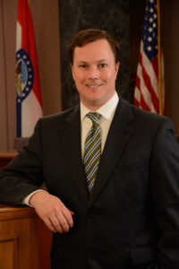 Matt Casey, Richmond Heights City Councilman.